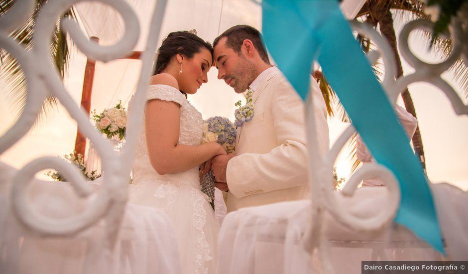 El matrimonio de Nathan y Natali en Santa Marta, Magdalena