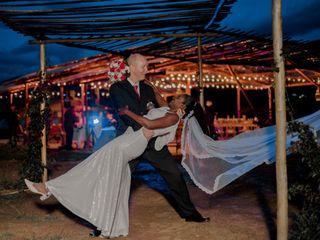 El matrimonio de Sandy y Jeff