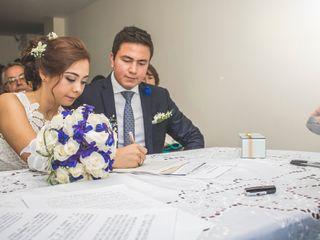 El matrimonio de Vanessa y Marcio 2