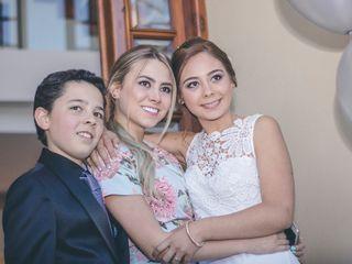 El matrimonio de Vanessa y Marcio 3
