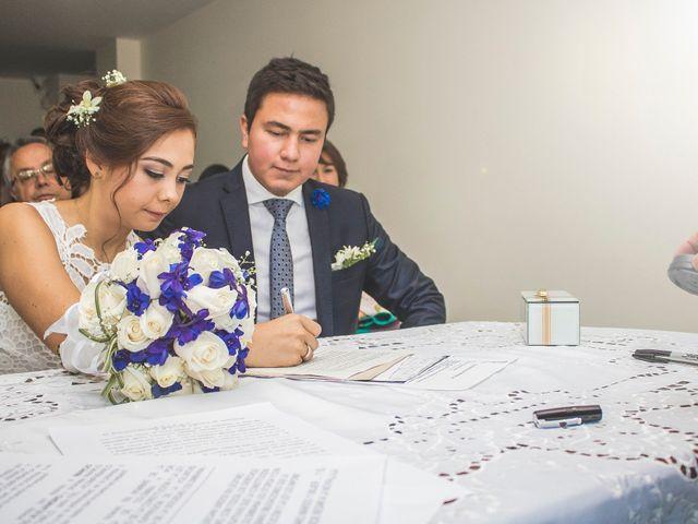 El matrimonio de Marcio y Vanessa en Sopó, Cundinamarca 2