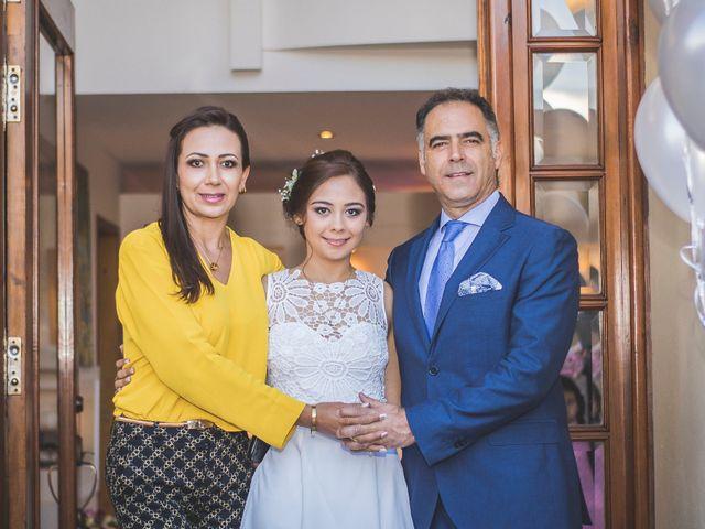 El matrimonio de Marcio y Vanessa en Sopó, Cundinamarca 4