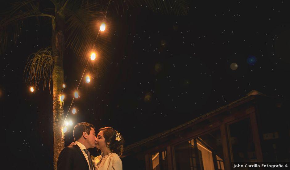 El matrimonio de Marcio y Vanessa en Sopó, Cundinamarca