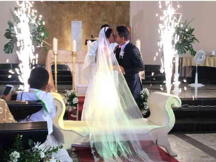 El matrimonio de Stella Mejia Castillo y Leandro José Ricardo Regino