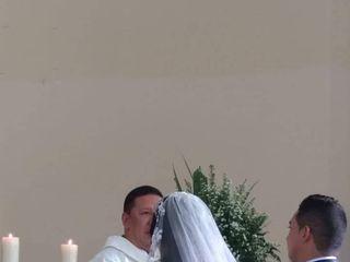 El matrimonio de Stella Mejia Castillo y Leandro José Ricardo Regino 3