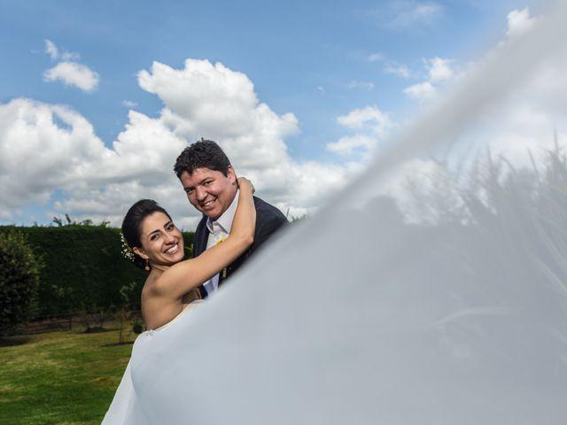 El matrimonio de Óscar y Catalina en Tenjo, Cundinamarca 1