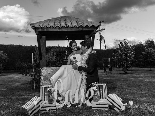 El matrimonio de Óscar y Catalina en Tenjo, Cundinamarca 7