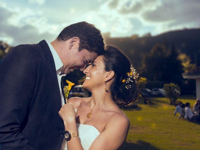 El matrimonio de Óscar y Catalina en Tenjo, Cundinamarca 10