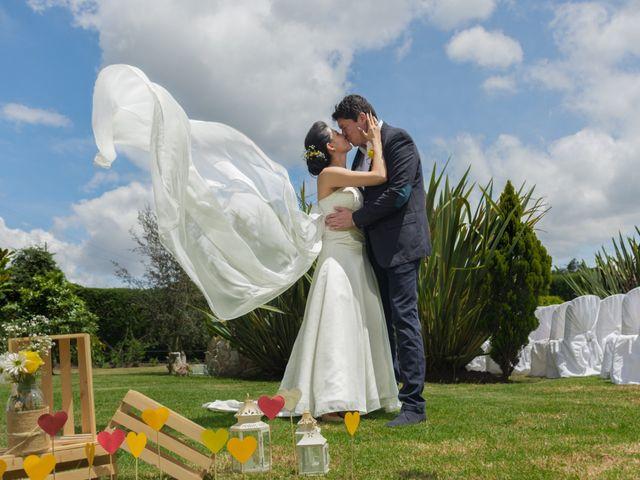 El matrimonio de Óscar y Catalina en Tenjo, Cundinamarca 12