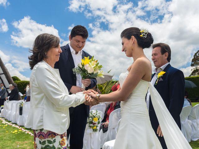 El matrimonio de Óscar y Catalina en Tenjo, Cundinamarca 13