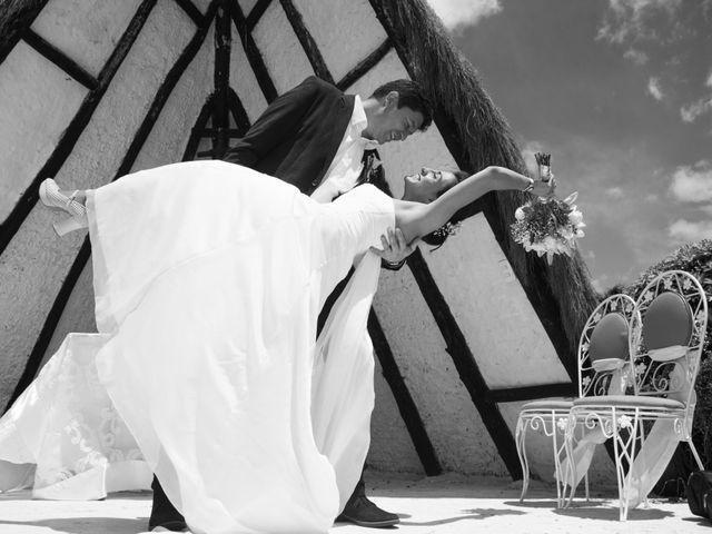 El matrimonio de Óscar y Catalina en Tenjo, Cundinamarca 15