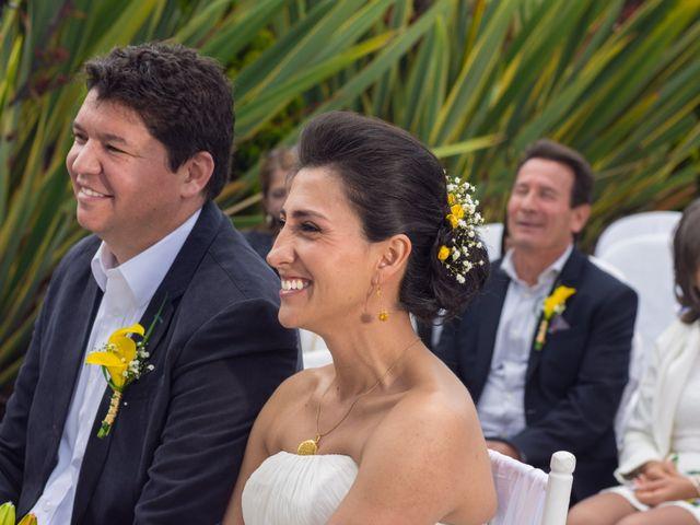 El matrimonio de Óscar y Catalina en Tenjo, Cundinamarca 18
