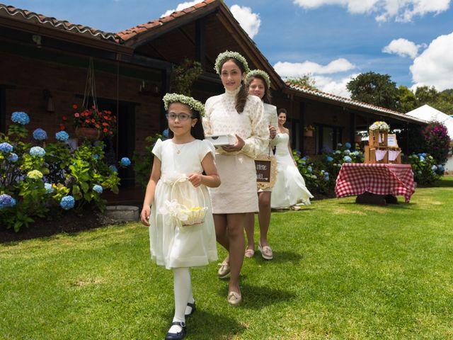 El matrimonio de Óscar y Catalina en Tenjo, Cundinamarca 22
