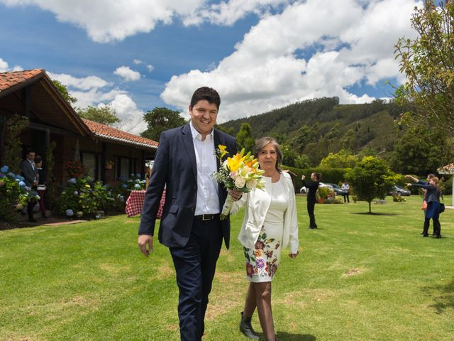 El matrimonio de Óscar y Catalina en Tenjo, Cundinamarca 25