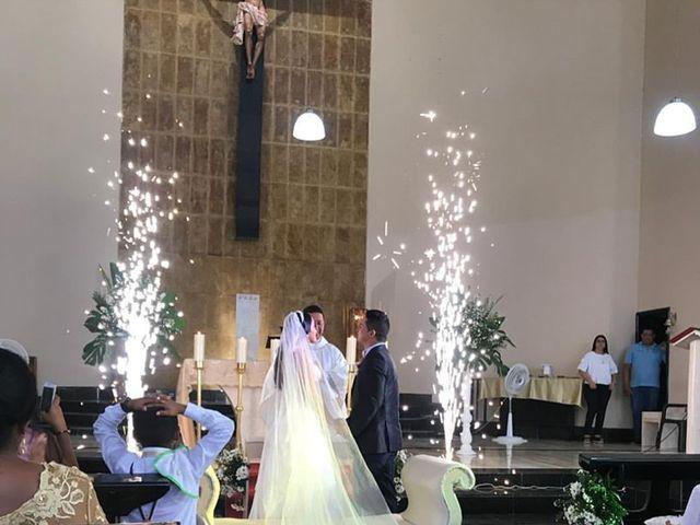 El matrimonio de Leandro José Ricardo Regino y Stella Mejia Castillo en Barranquilla, Atlántico 4