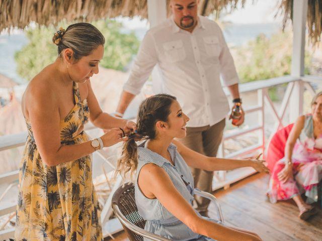 El matrimonio de Juan y Paulina en Cartagena, Bolívar 20