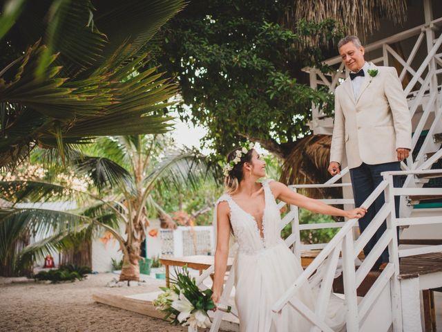 El matrimonio de Juan y Paulina en Cartagena, Bolívar 26