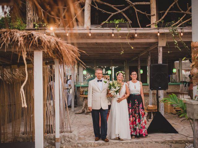 El matrimonio de Juan y Paulina en Cartagena, Bolívar 27