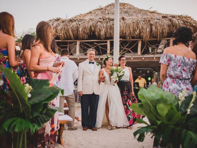 El matrimonio de Juan y Paulina en Cartagena, Bolívar 29