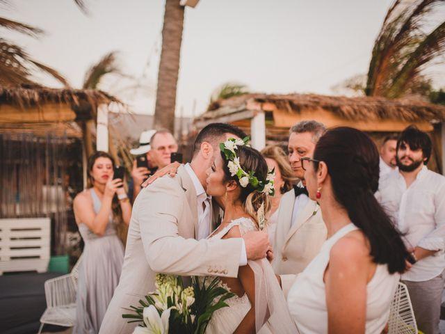 El matrimonio de Juan y Paulina en Cartagena, Bolívar 33