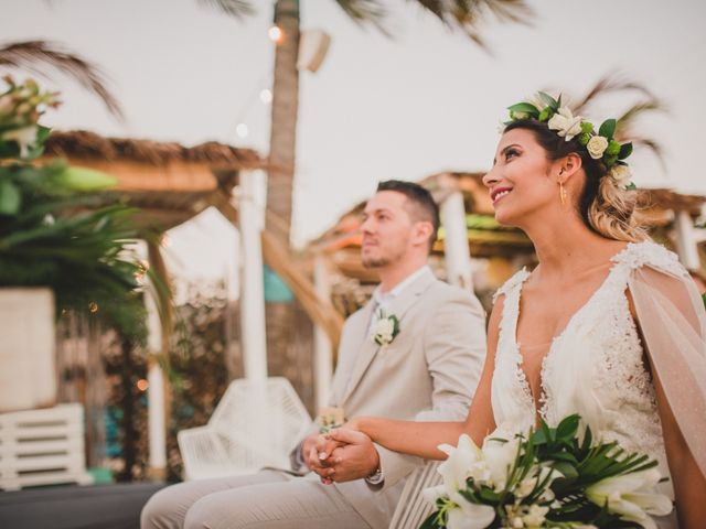 El matrimonio de Juan y Paulina en Cartagena, Bolívar 37