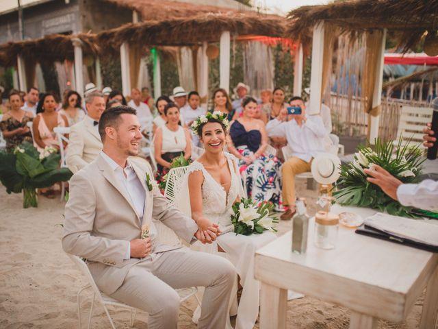 El matrimonio de Juan y Paulina en Cartagena, Bolívar 38