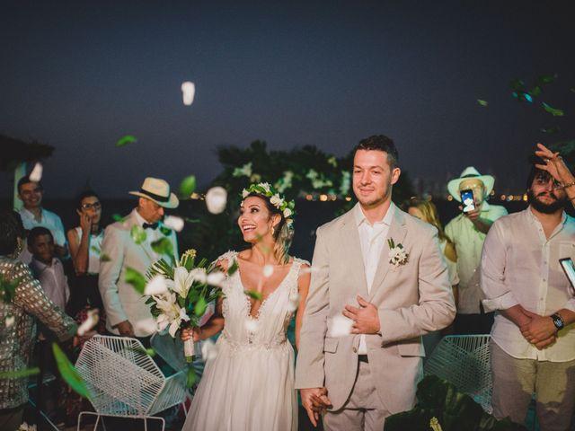 El matrimonio de Juan y Paulina en Cartagena, Bolívar 40