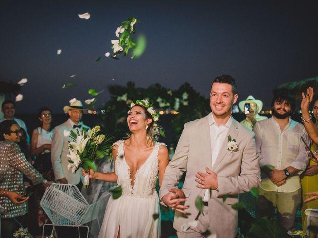 El matrimonio de Juan y Paulina en Cartagena, Bolívar 41