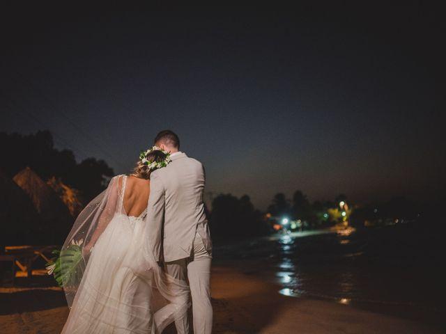 El matrimonio de Juan y Paulina en Cartagena, Bolívar 43