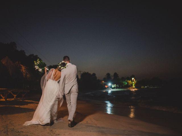El matrimonio de Juan y Paulina en Cartagena, Bolívar 44