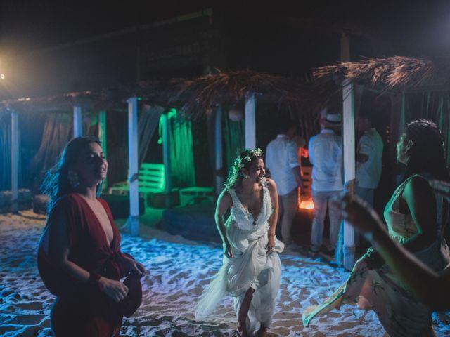 El matrimonio de Juan y Paulina en Cartagena, Bolívar 58