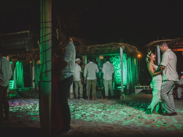 El matrimonio de Juan y Paulina en Cartagena, Bolívar 61