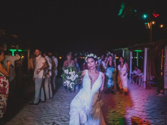 El matrimonio de Juan y Paulina en Cartagena, Bolívar 63