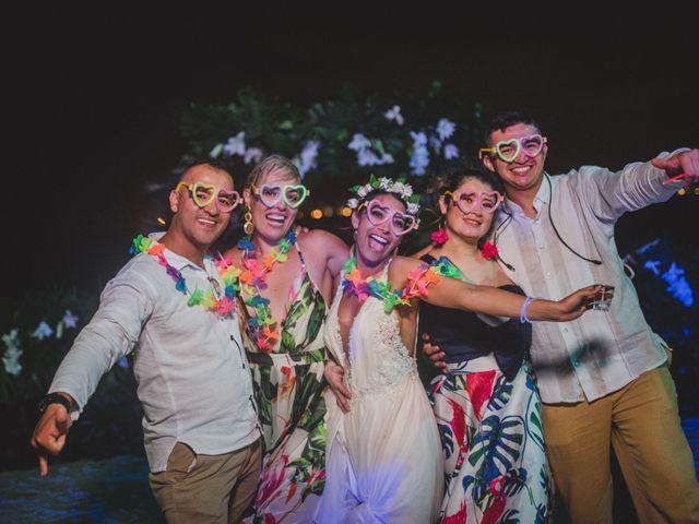 El matrimonio de Juan y Paulina en Cartagena, Bolívar 64