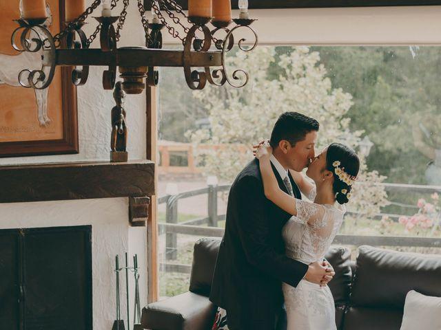 El matrimonio de Lee y Mario en Subachoque, Cundinamarca 15