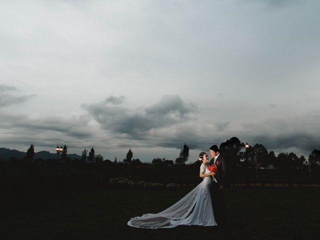 El matrimonio de Lee y Mario en Subachoque, Cundinamarca 34