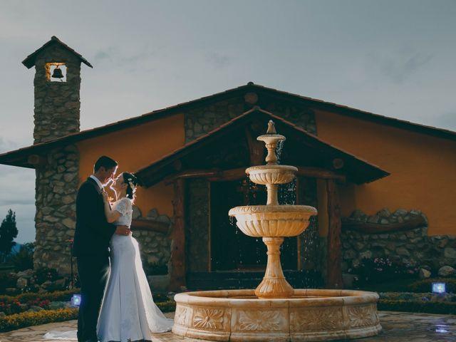 El matrimonio de Lee y Mario en Subachoque, Cundinamarca 33