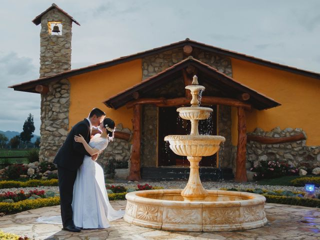 El matrimonio de Lee y Mario en Subachoque, Cundinamarca 35