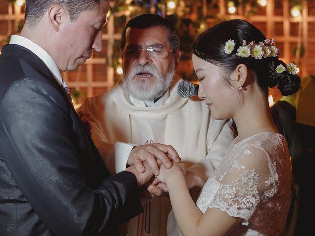 El matrimonio de Lee y Mario en Subachoque, Cundinamarca 25