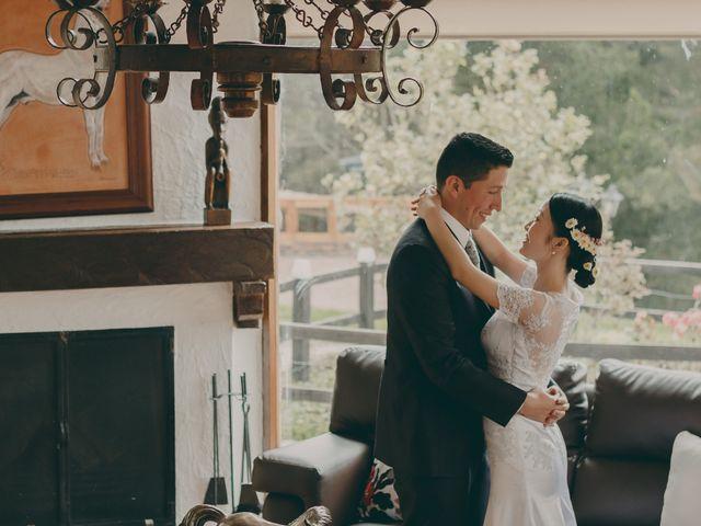 El matrimonio de Lee y Mario en Subachoque, Cundinamarca 28
