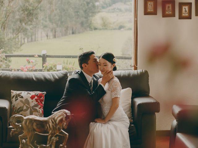El matrimonio de Lee y Mario en Subachoque, Cundinamarca 29