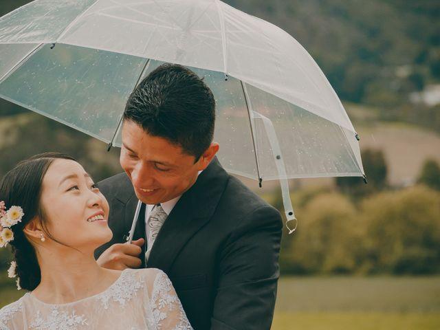 El matrimonio de Lee y Mario en Subachoque, Cundinamarca 32