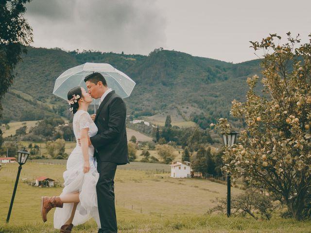 El matrimonio de Lee y Mario en Subachoque, Cundinamarca 31
