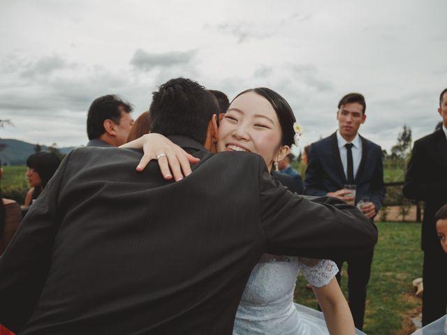 El matrimonio de Lee y Mario en Subachoque, Cundinamarca 44
