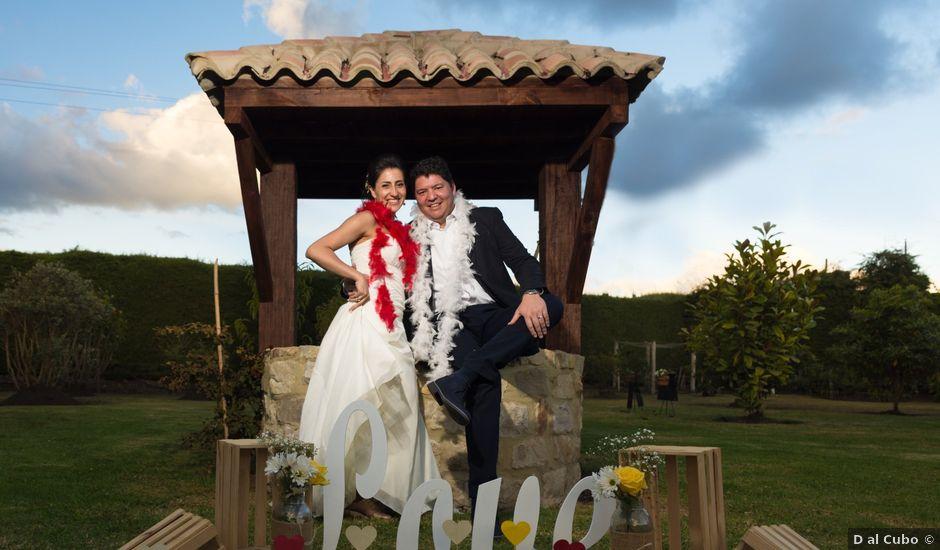 El matrimonio de Óscar y Catalina en Tenjo, Cundinamarca