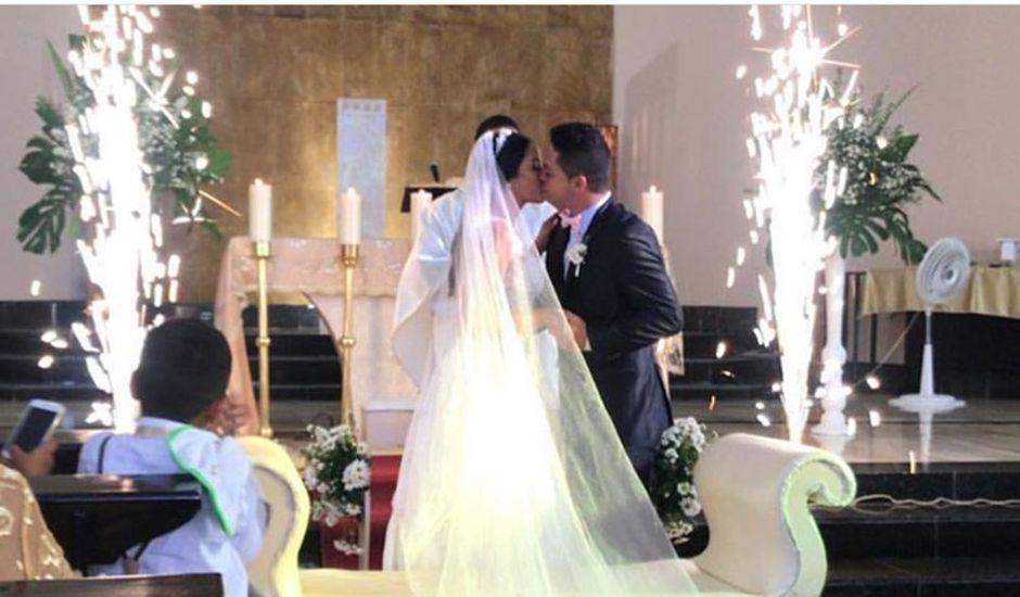 El matrimonio de Leandro José Ricardo Regino y Stella Mejia Castillo en Barranquilla, Atlántico