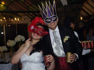 El matrimonio de Lina y Erick