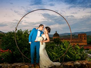 El matrimonio de Magreth  y Iván  2