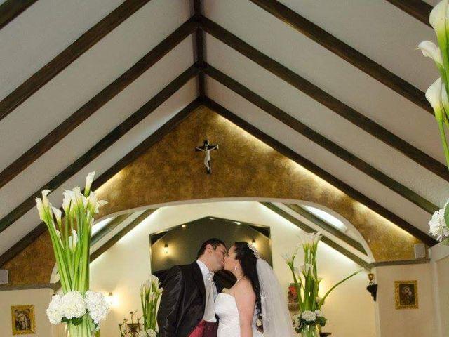 El matrimonio de Erick y Lina en Bogotá, Bogotá DC 8