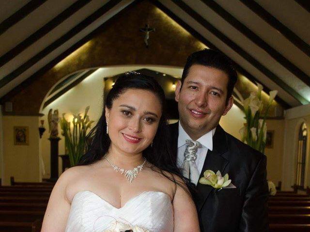 El matrimonio de Erick y Lina en Bogotá, Bogotá DC 9